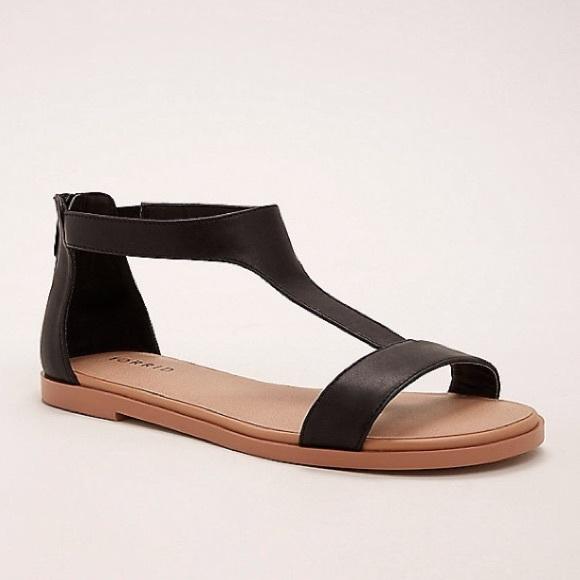 8691804d2e12 New torrid gladiator sandals size 10w. M 5ab2f7353316272acaa1263c